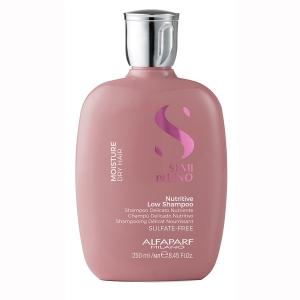 Sampon pentru hidratare fara sulfati Alfaparf Semi di Lino Moisture Nutritive Shampoo, 250 ml [1]