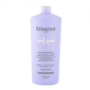Sampon pentru neutralizarea tonurilor de galben Kerastase Blond Absolu Bain Ultra-Violet, 1000 ml