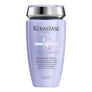 Sampon pentru neutralizarea tonurilor de galben Kerastase Blond Absolu Bain Ultra-Violet, 250 ml