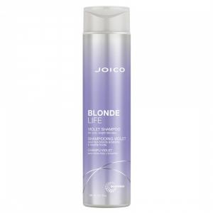 Sampon pentru par blond Joico Blonde Life Violet, 300 ml