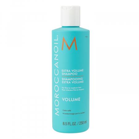 Sampon pentru par cu fir subtire, fara volum Moroccanoil Extra Volume Shampoo, 250 ml