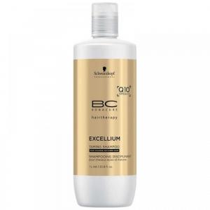 Sampon pentru par matur aspru Schwarzkopf Bonacure Taming Shampoo, 1000 ml1