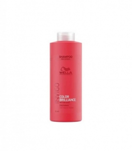 Sampon pentru par vopsit cu fir fin-normal Wella Professionals Invigo Brilliance, 1000 ml0