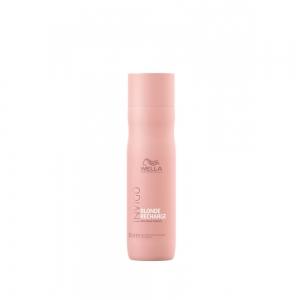 Sampon pentru pastrarea culorii pentru par vopsit blond rece Wella Professionals Invigo Recharge Cool Blonde, 250 ml [0]