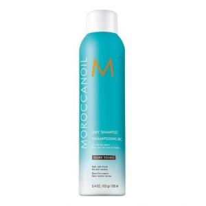 Sampon uscat pentru par ton inchis Moroccanoil Dry Shampoo Dark, 205 ml0