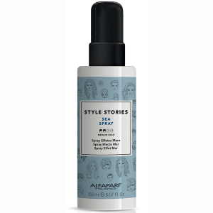 Spray de par cu efect marin Alfaparf Style Stories Sea Spray, 150 ml0