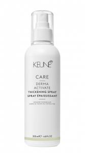 Spray pentru volum fara clatire Keune Care Derma Activate Thickening , 200 ml0