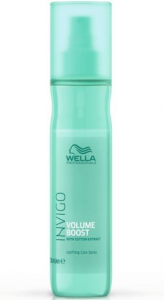 Spray pentru volum Wella Professionals Invigo Volume Boost Spray, 150 ml2