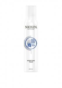Spuma Nioxin 3D Styling Bodifying Foam , 200 ml1