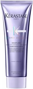 Tratament balsam intens fortifiant pentru par blond Kerastase Blond Absolu Fluide Miracle Cicaflsah, 250 ml
