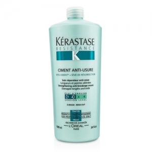 Tratament crema pentru par degradat Kerastase Resistence Force Architecte Ciment Antiusure, 1000 ml1