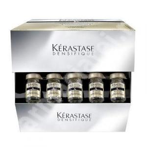 Tratament fiole pentru par lipsit de densitate Kerastase Densifique Cure Femme, 30 x 6 ml [1]