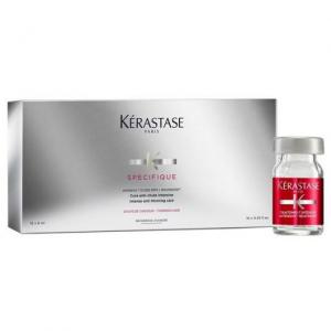 Tratament impotriva caderii parului Kerastase Specifique Cure Anti-Chute, 10 x 6 ml2