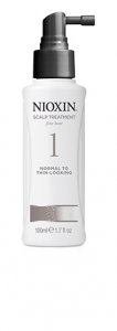 Tratament leave-in impotriva caderii parului Nioxin System 1 Scalp Treatment, 100 ml0