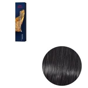 Vopsea de par permanenta Wella Professionals Koleston Perfect Me+ 2/8 , Negru Albastrui, 60 ml0