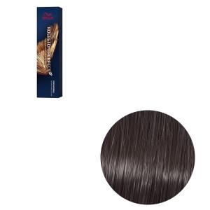 Vopsea de par permanenta Wella Professionals Koleston Perfect Me+ 4/00 , Castaniu Mediu Natural Intens, 60 ml0