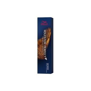 Vopsea de par permanenta Wella Professionals Koleston Perfect Me+ 4/75 , Castaniu Mediu Castaniu Mahon, 60 ml1