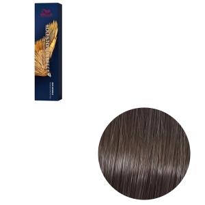 Vopsea de par permanenta Wella Professionals Koleston Perfect Me+ 6/1 , Blond Inchis Cenusiu, 60 ml0