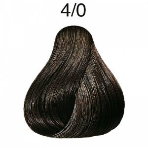 Vopsea de par semi-permanenta Wella Professionals Color Touch 4/0, Castaniu Mediu, 60 ml0