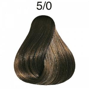 Vopsea de par semi-permanenta Wella Professionals Color Touch 5/0, Castaniu Deschis, 60 ml0