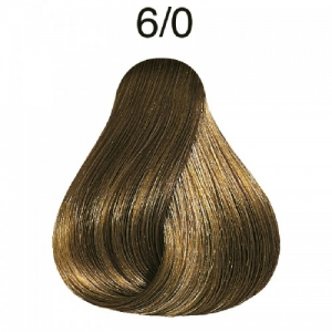 Vopsea de par semi-permanenta Wella Professionals Color Touch 6/0, Blond Inchis, 60 ml0