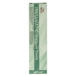 Vopsea de par semi-permanenta Wella Professionals Color Touch Instamatic Jaded Mint, 60 ml1