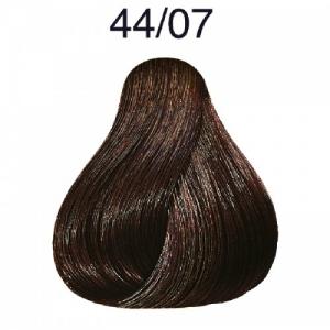 Vopsea de par semi-permanenta Wella Professionals Color Touch Plus 44/07, Castaniu Mediu Intens Natural Castaniu, 60 ml [0]