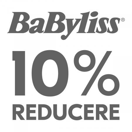 VOUCHER REDUCERE 10% BABYLISS