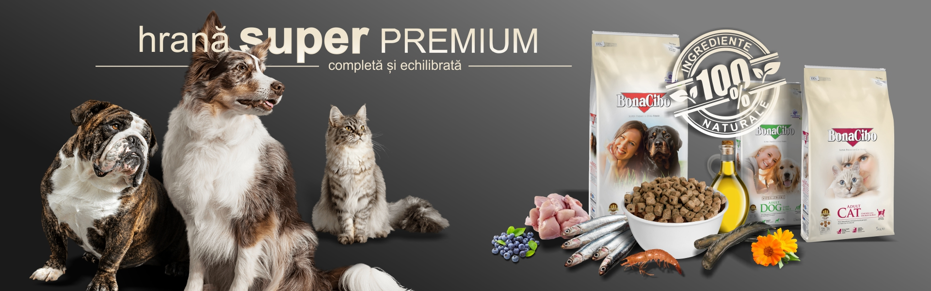 Bonacibo Hrana Super Premium Desktop