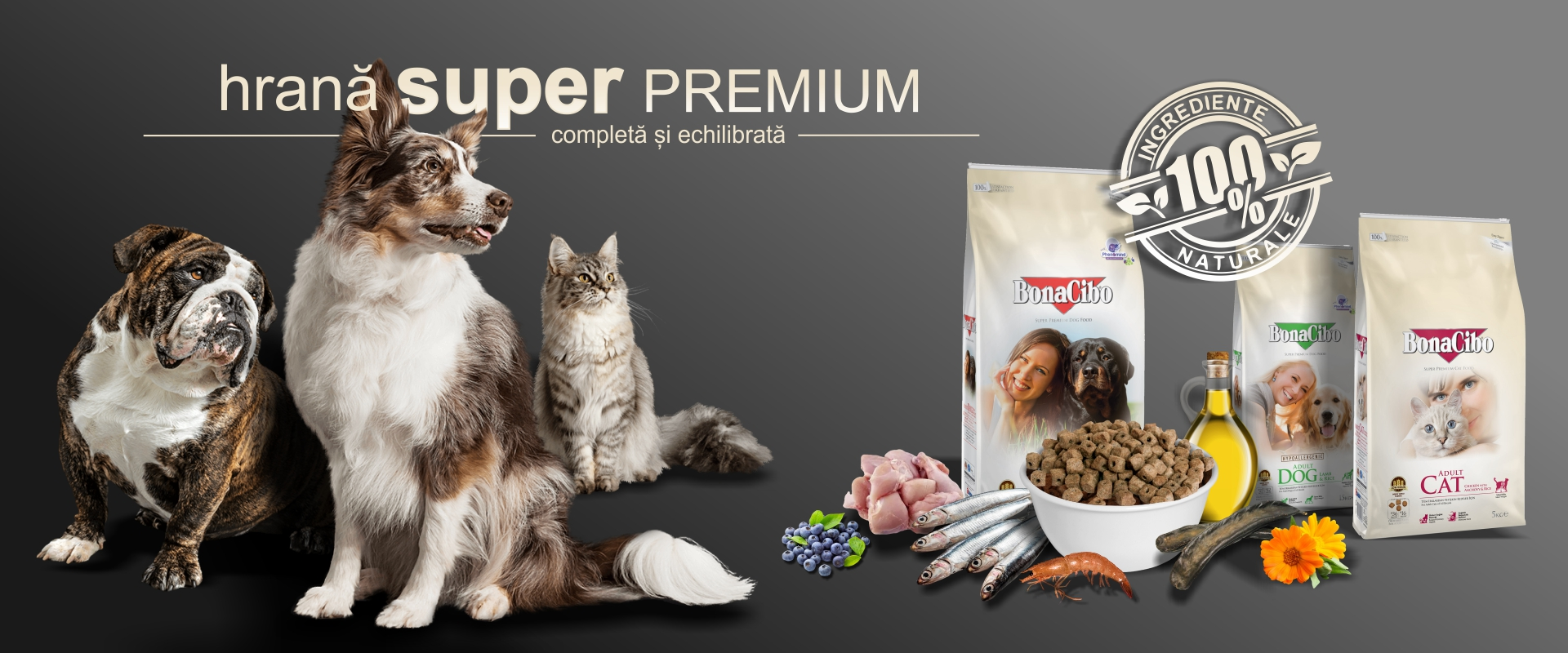 Bonacibo Hrana Super Premium Mobil