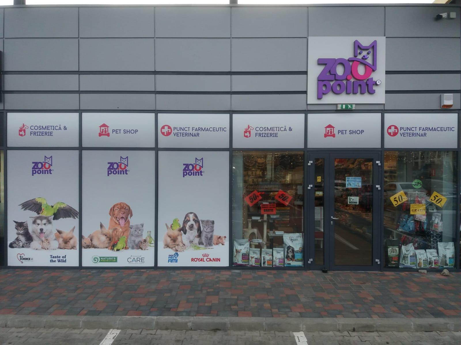 ZooPoint (La Strada Street Mall Concept Brasov)