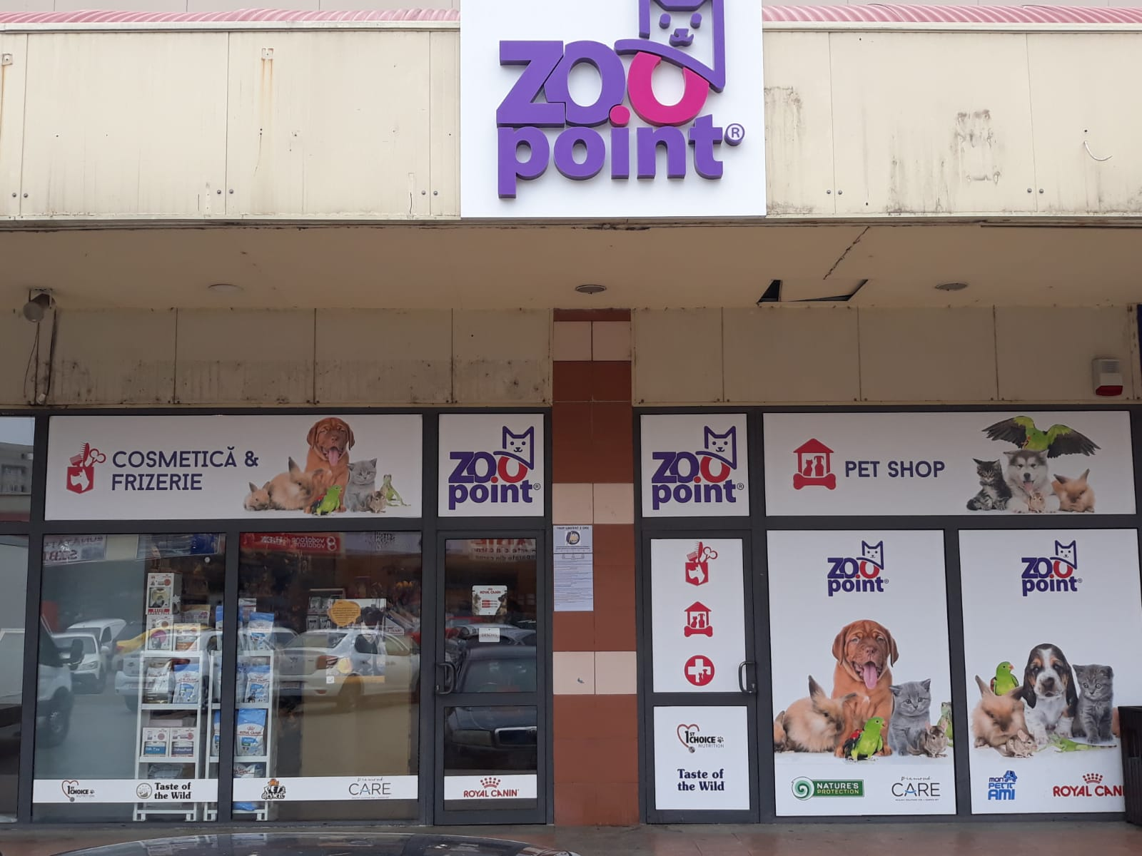 ZooPoint (Nasaud Shopping Center)