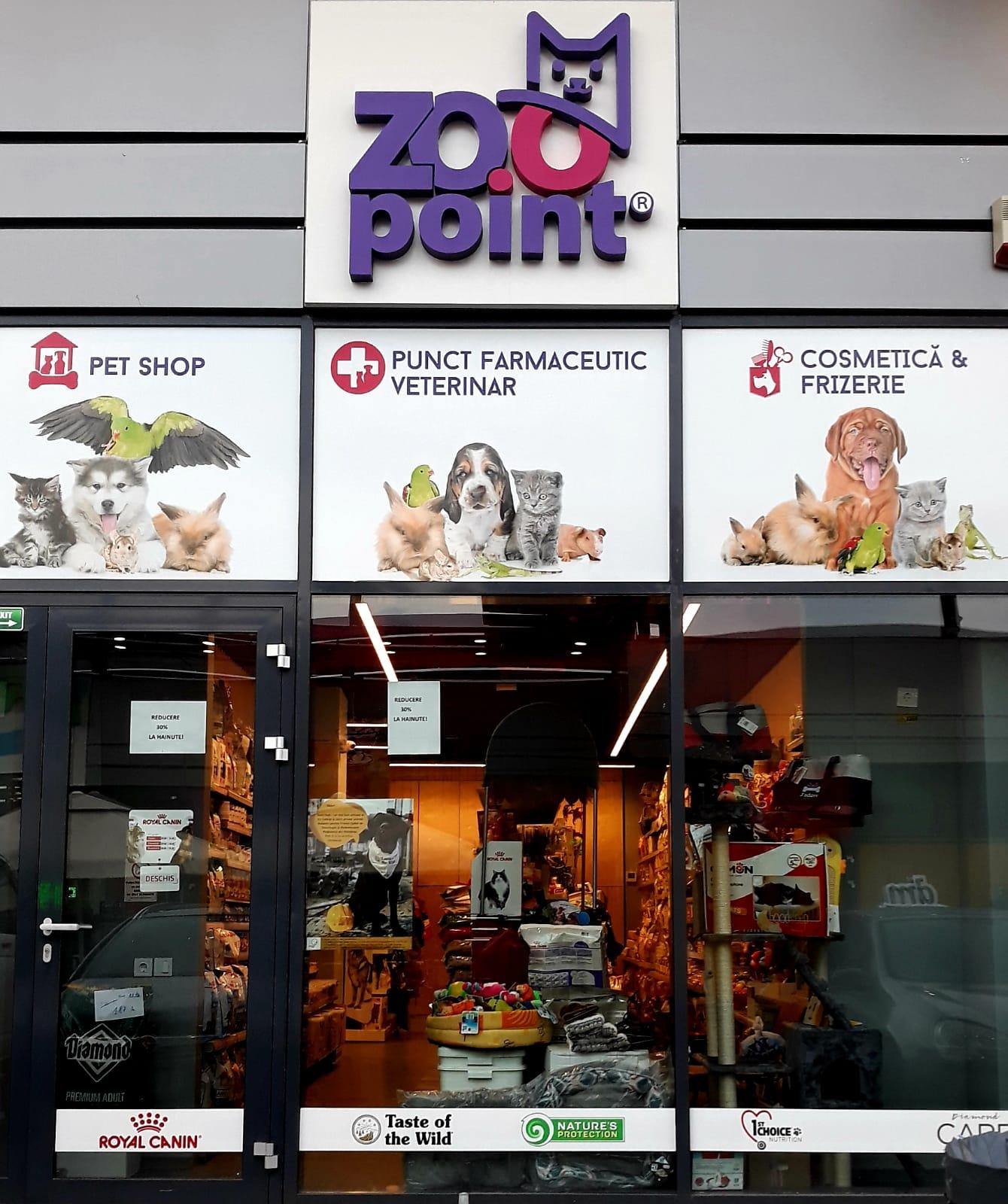 ZooPoint (La Strada Street Mall Concept)