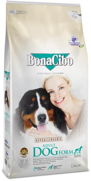 BonaCibo Dog Senior / Over Weight Chicken [0]