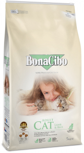 BonaCibo Adult Lamb&Rice