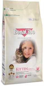 BonaCibo Kitten Chicken&Rice with Anchovy