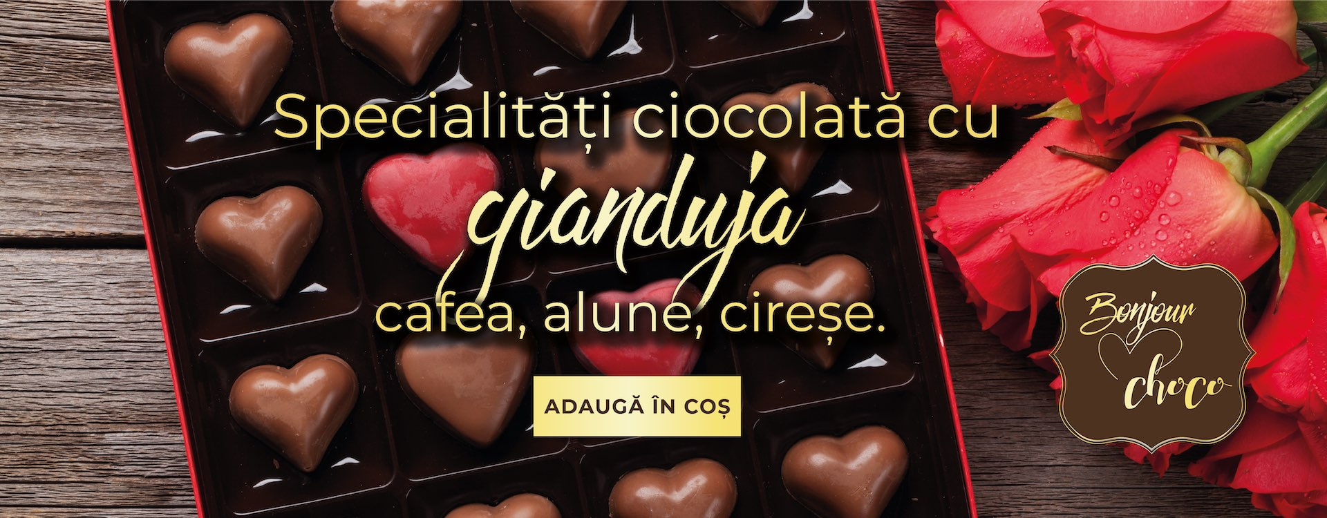 Bonjour Choco | Ciocolată