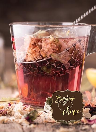 Ceai alb organic cu flori de portocal