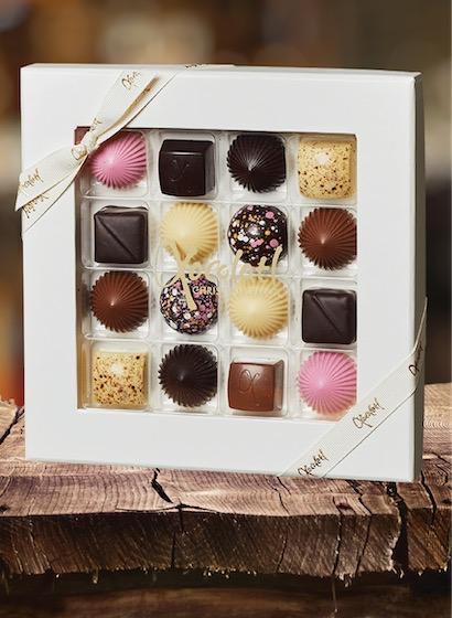Limited Pink 16 - Selecție premium bomboane de ciocolată 140G