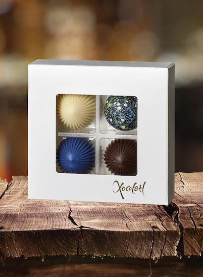 Limited Blue 4 - Selecție premium bomboane de ciocolată 36G