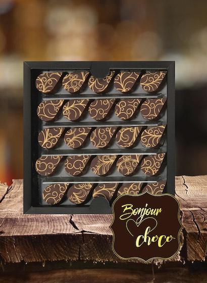 Cognac - Bomboane de ciocolată