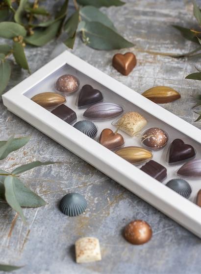 Selection 16 - Selecție premium bomboane de ciocolată 135G