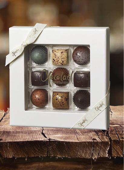Premier Cru 9 - Selecție premium bomboane de ciocolată 80G
