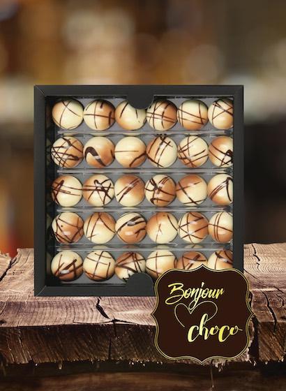 Pina Colada - Bomboane de ciocolată