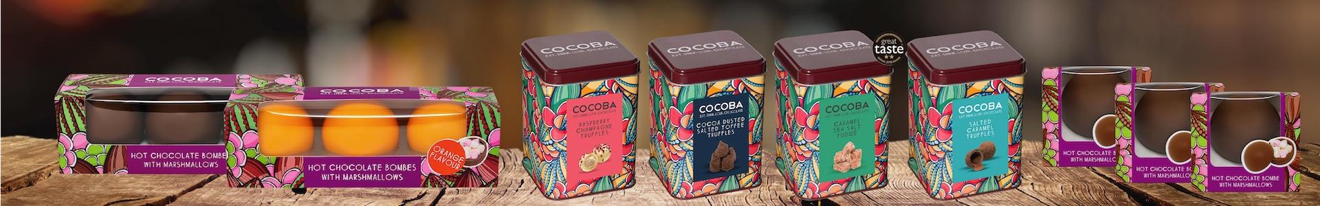Bonjour Choco | Cocoba