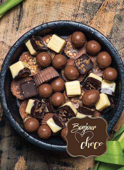Fructe în ciocolată