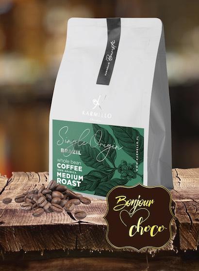 Cafea boabe Brazilia single origin