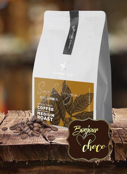 Cafea boabe Columbia single origin