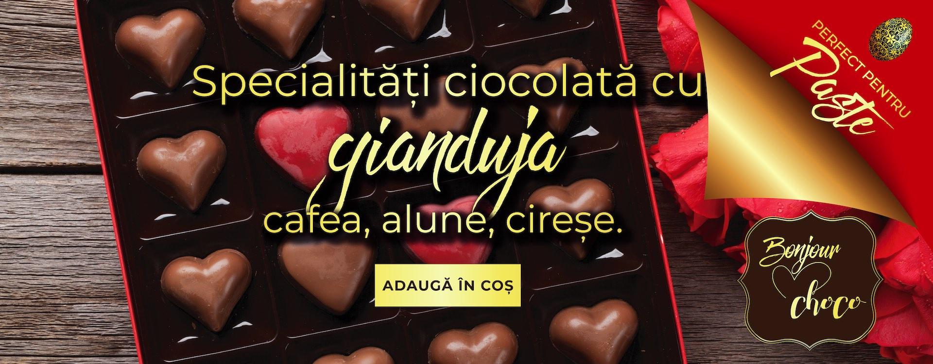 Bonjour Choco   Ciocolată