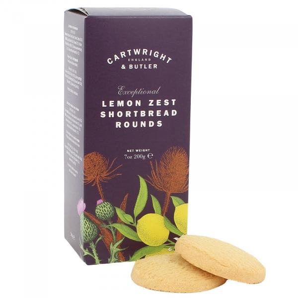 Biscuiti cu lamaie in cutie carton 200G [2]